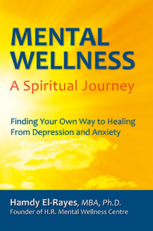 mental wellness book cover